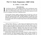 The Founding and Early Expansion of the Salesian Work in the San Francisco Area from Archival Documents Part 2: Early Expansion 1897 to 1910